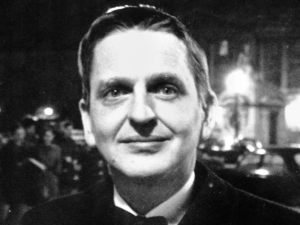 Olof Palme 1969-1986