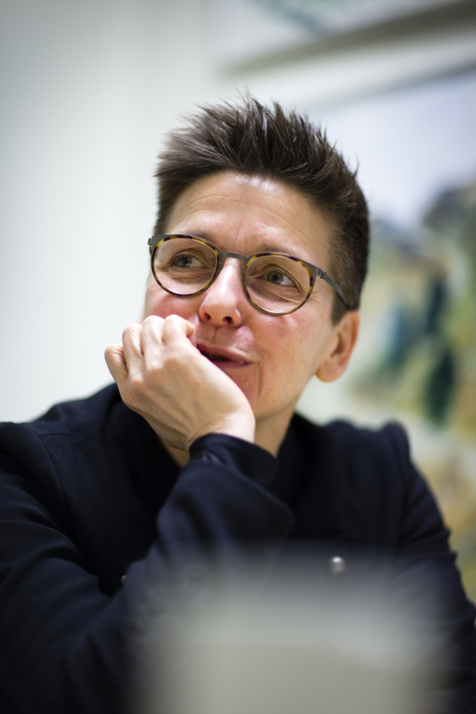 foto : anders deros : ann-sofie  soffan  hermansson, tilltrŠdande ordfšrande i kommunstyrelsen i gšteborg. text lena melin.